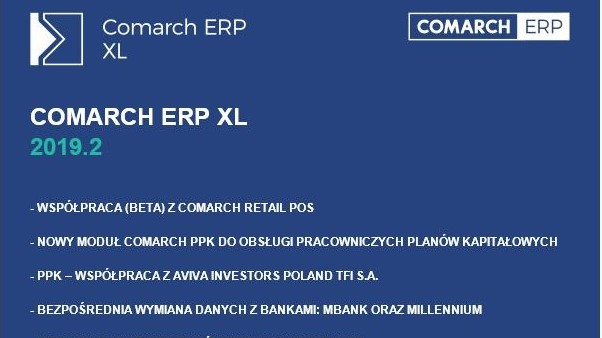 Comarch ERP XL