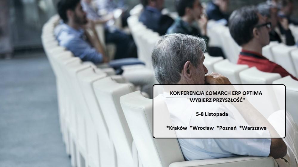 konferencja comarch erp Optima